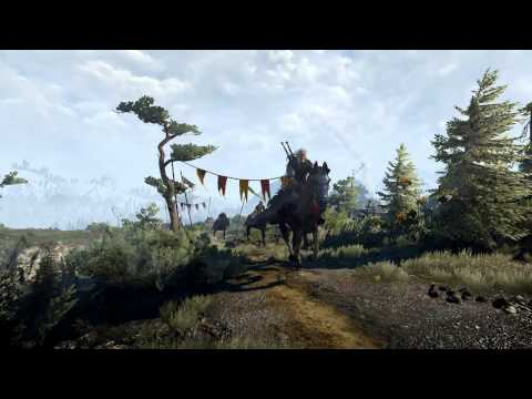 The Witcher 3: Wild Hunt - Horse Race Theme Extended ('Cloak and Dagger')