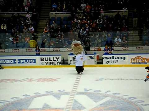 The Racing Presidents on Ice 2010