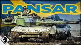 Sweden's Armored Forces | Structure & Equipment