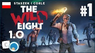 The Wild Eight PL #1 z Corle | Zimowy survival prosto z (A)laski!