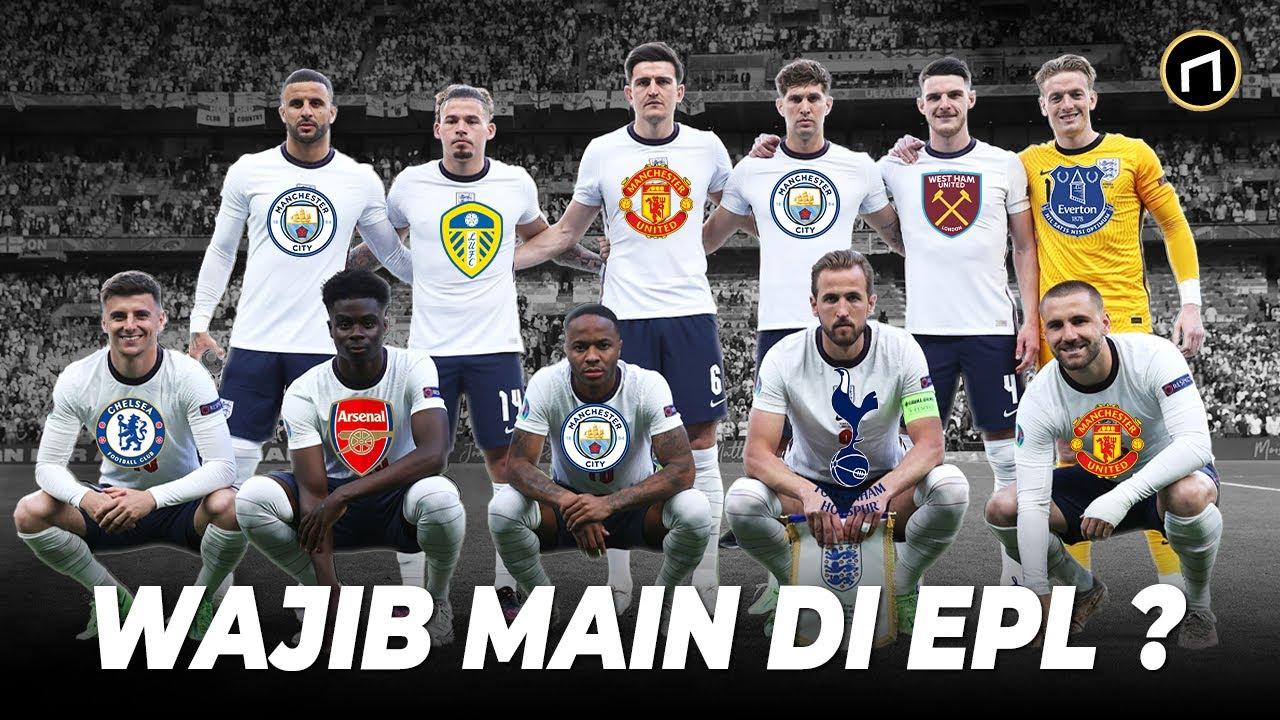 Download Benarkah Bermain di Premier League jadi Syarat Membela Timnas Inggris?