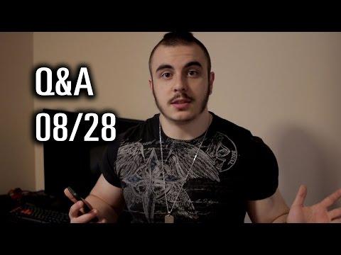 Alpha Destiny Q&A 08/28/2016