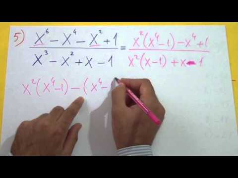 Çarpanlara Ayırma Soru Çözümü Şenol Hoca Matematik