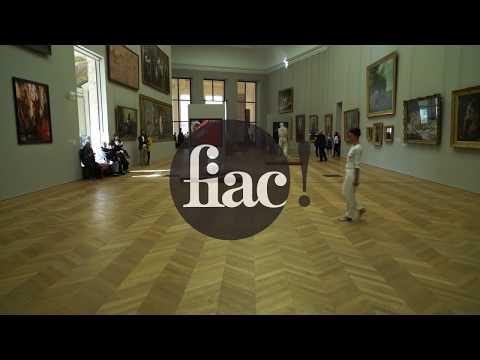 Trisha Brown Dance Company - Parades for FIAC 2017