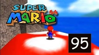 Super Mario 64 - Tall Tall Mountains - Blast to the Lonely Mushroom - 95/120