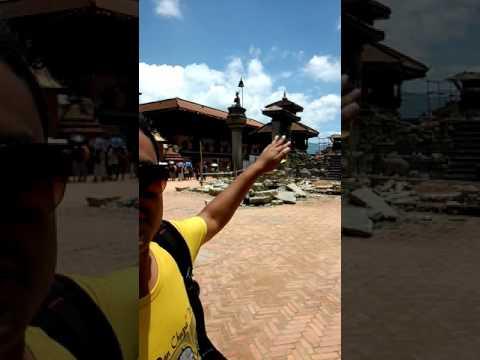Bhaktapur tour guide rabinbharati