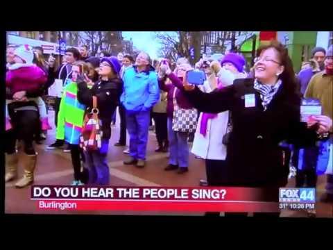 Bernie Sanders   Do you hear the people sing-jose jr
