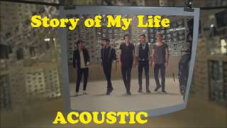 One Direction - Story of My Life ACOUSTIC