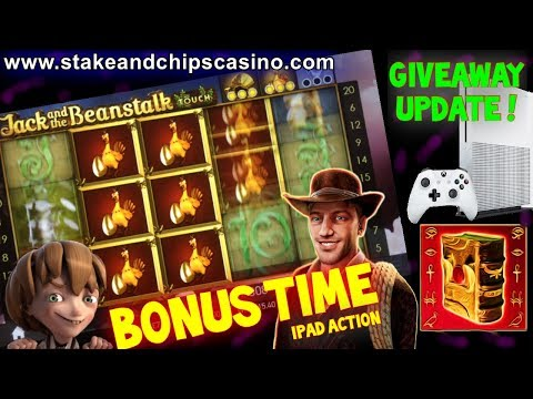 🚨 CASINO SLOTS ( UP & DOWN ipad SESSION ) BONUS ROUND WINS !! & XBOX ONE COMPETITION UPDATE 🎁