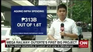 Mega Railway: Duterte
