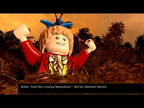 Lego The Hobbit - Mirkwood Forest - Part 13 - stampylonghead  - 727LzWQkX00 -