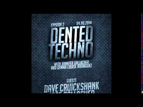 Dented Techno With Jennifer Gallacher And Gemma Louise Rodriguez | EP : Dave Cruickshank