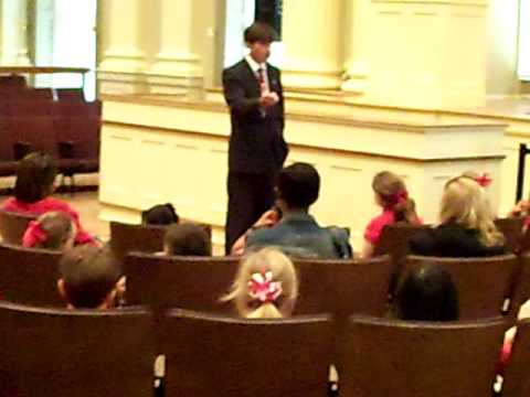 Northeast Lauderdale Elementary School's Visit to the Old Capitol Museum