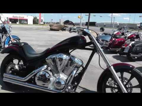 000774 – 2010 Honda Fury VT1300CX – Used motorcycles for sale