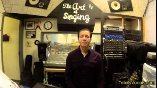 Totally Vocals Weekly Wrap Up December 5th, 2014 with Musical Tip
