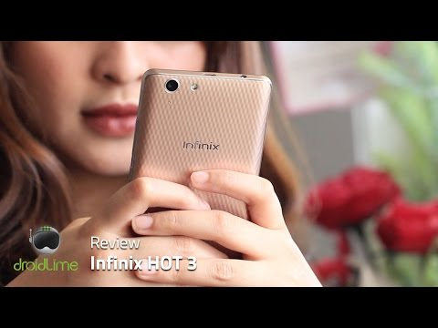 Infinix HOT 3 Review