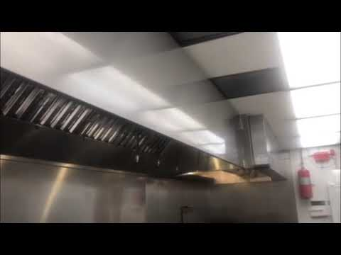 Pawtucket Rhode Island Kitchen Hood Cleaning - For Restaurant