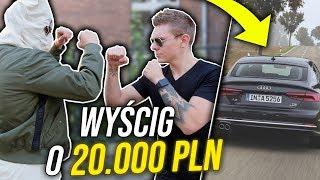 WYŚCIG Z KAMERZYSTĄ O 20.000 PLN!