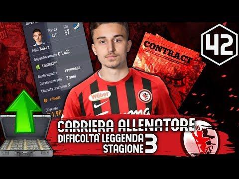 ARRIVA LA FIRMA DI BUKVA!! ● FIFA 18 CARRIERA ALLENATORE ITA ● EP.42