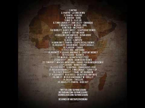 Take Me Home (Afrobeat Mix) by Dj Abstract the Guyanese Guru