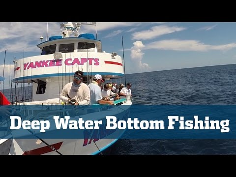 Florida Sport Fishing TV - Bottom Fishing Seminar Snapper Grouper Tilefish Tuna Tackle