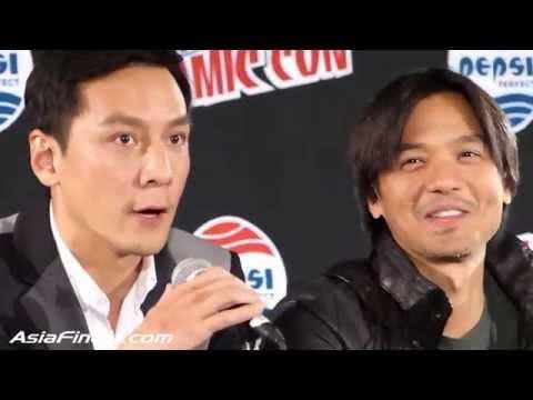 Daniel Wu talks Hong Kong Martial Arts Style in Into the Badlands at New York Comic Con 2015