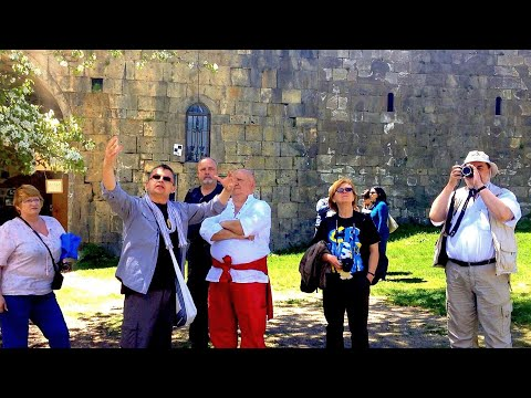 Armenia - A Polish Group visiting Armenia & Karabakh (Spring 2014)