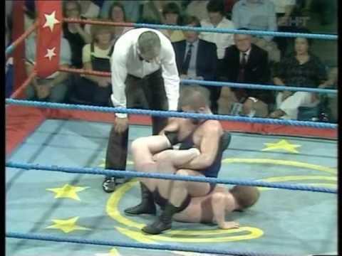 World Of Sport - Sid Cooper vs Pete Ross pt.2