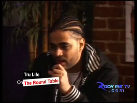 Tru Life Speaks On Recently Gettin Stabbed In His Hand At A Club In NY