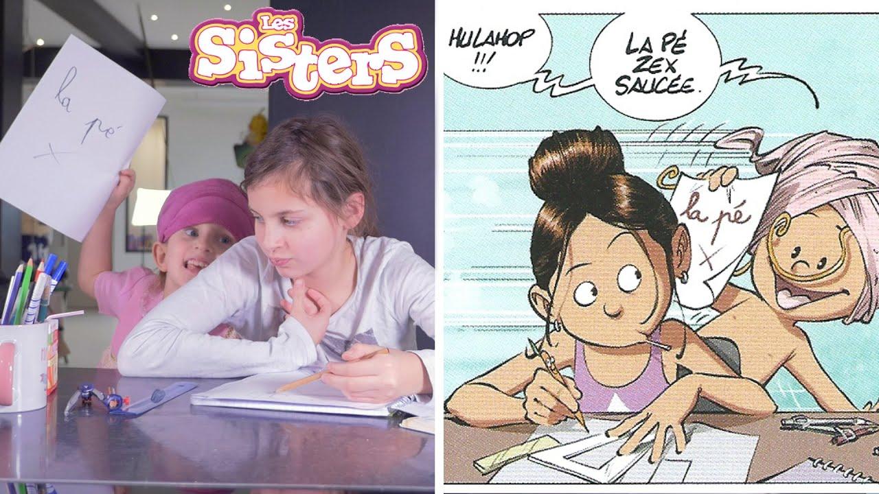 SISTERS STORY • UNE IDÉE DE GÉNIE ! - LES SISTERS court métrage