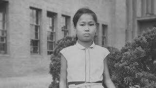 В 2 года эта девочка пережила ядерный взрыв. А позже прославилась на весь мир.