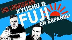 Hablando de Kyushu y Monte fuji (Spanish 🔴livestream)