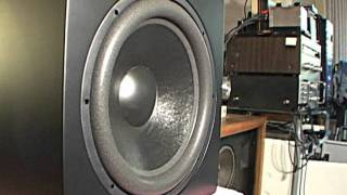 Subwoofer Test: 6.66 Hertz