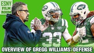 ESNY FILM ROOM: New York Jets DC Gregg Williams' Aggressive, Deceptive Defense