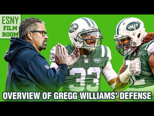 New York Jets LB situation  Sorting out the 2019 Gregg Williams look 330036495