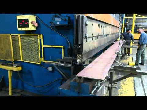 1500 Ton 24' Cincinnati Series 50 Mechanical Press Brake