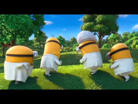Minions - Wedding song Despicable Me 2 - All 4 One - Cover