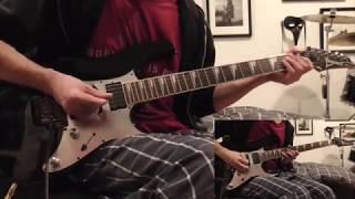Bring Me The Horizon - medicine (Guitar Cover + Tabs) Video