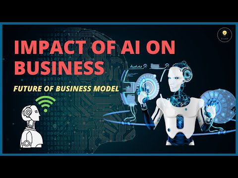 Impact Of Artificial Intelligence on Business 🤖| Future Business Model | BizzUP | [Hindi]