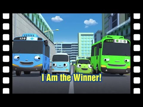 Tayo the brave winner buses! l 📽 Tayo's Little Theater #26 l Tayo the Little Bus