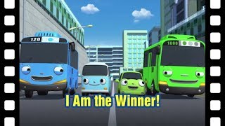 Tayo the brave winner buses! l 📽 Tayo