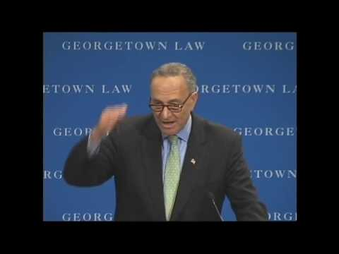Chuck Schumer - AGAINST Illegal Immigration in 2009