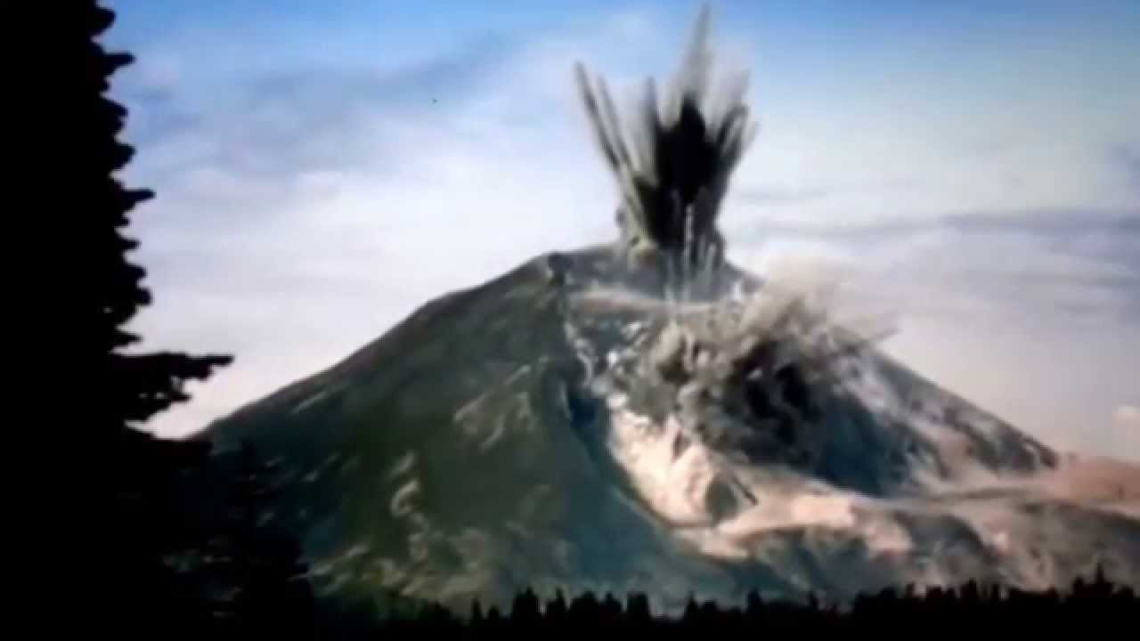 mt helens eruptions 1980 2004