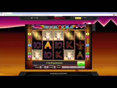SuperGaminator Casino Testbericht Book of Ra