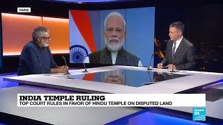 Sidharth Bhatia, on Ayodhya dispute: 'Let's put this behind us' is easier said than done