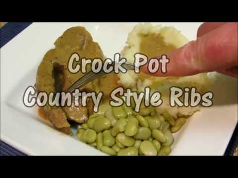 Country Style Ribs - Slow Cooked Country Style Pork Ribs