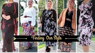 Fun Style & Fashion Over 50 & 60 ! My Spring LookBook 2019!