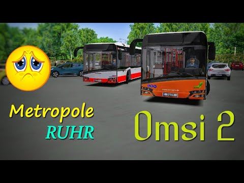 Omsi 2: Metropole RUHR first look and drive