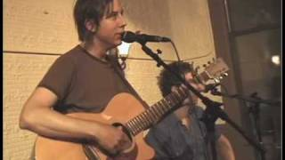 Watch John Vanderslice White Plains video