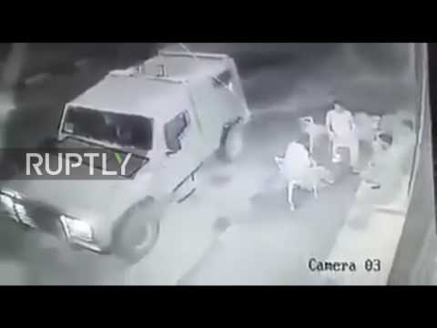 State of Palestine: IDF throw grenade at Palestinians in unprovoked attack - Ramallah